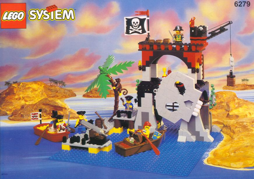 7 Great Lego Pirates Sets Sure To Shiver Your Timbers