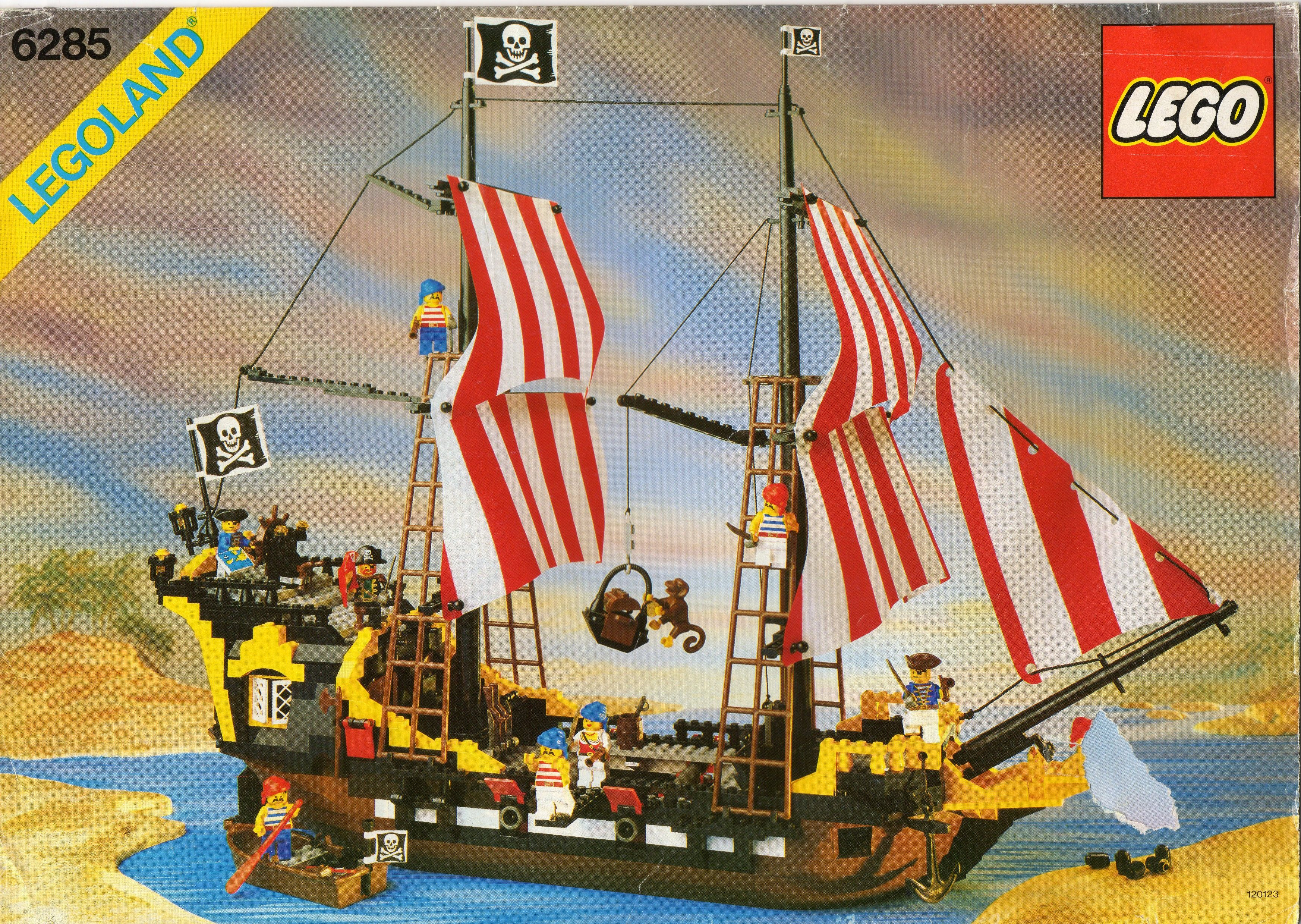 Toy Pirate Lego : Great lego pirates sets sure to shiver your timbers