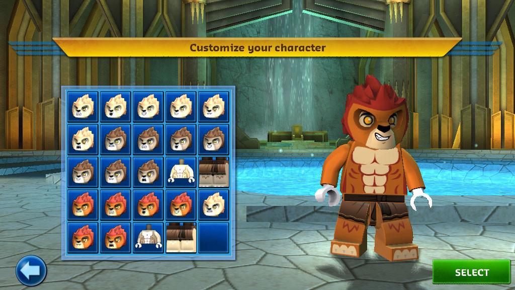 lego chima online spiele