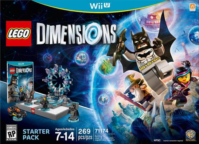 Batman, Gandalf and Wyldstyle will feature in 'Lego Dimensions' game