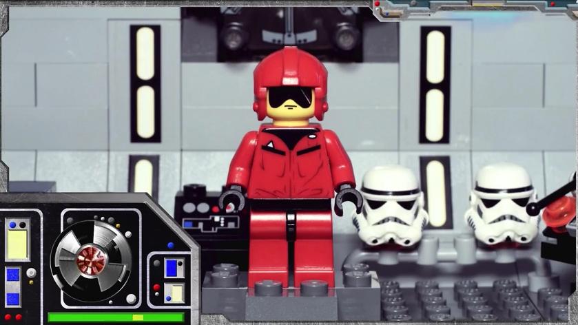 Minifig Galaxy: 'Classic Star Wars' T-16 Skyhopper Pilot
