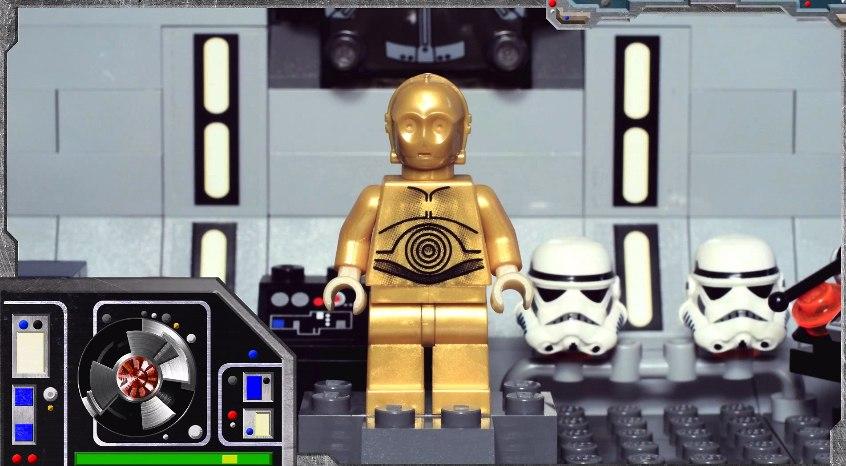 Minifig Galaxy: 'Classic Star Wars' C-3PO 2005