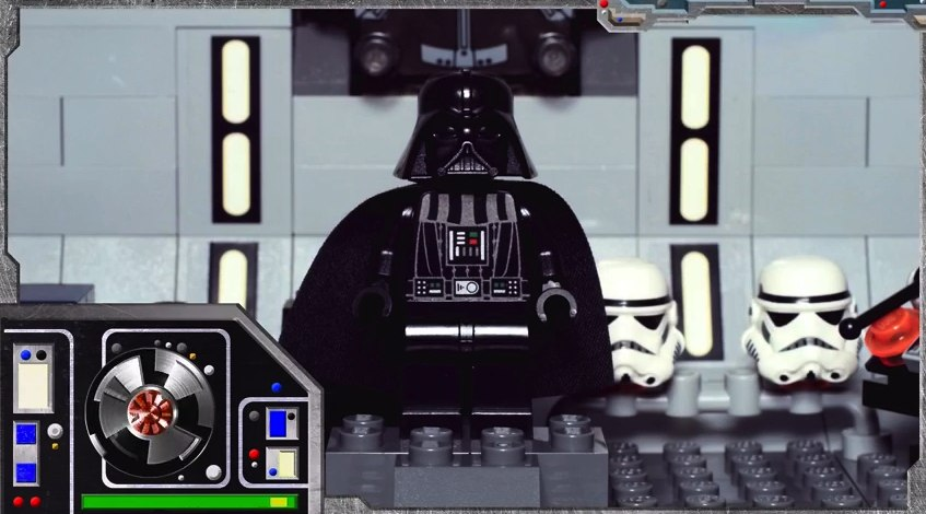 Minifig Galaxy: 'Classic Star Wars' Darth Vader 2008