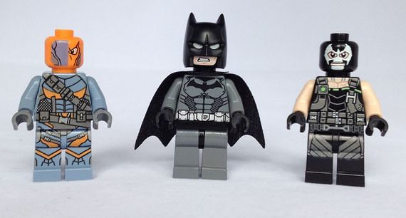 Check out these awesome 'Batman: Arkham Origins' minifigures