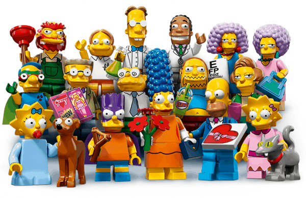 ¡Ay, caramba! Series 2 of 'The Simpsons' minifigs are out today