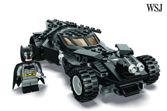 'Batman V Superman' Lego Batmobile represents the best of both worlds
