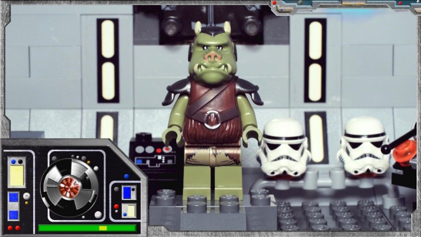 Minifig Galaxy 'Classic LEGO Star Wars' Gamorrean Guard Set 75005 – 2013