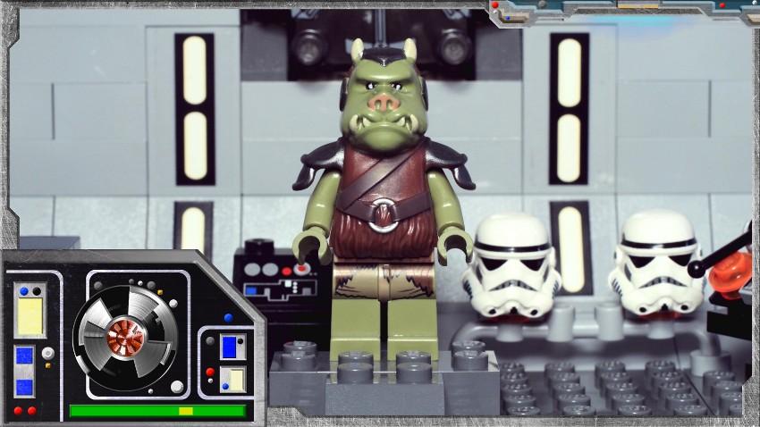 Minifig Galaxy 'Classic LEGO Star Wars' Gamorrean Guard Set 75005 – 2013