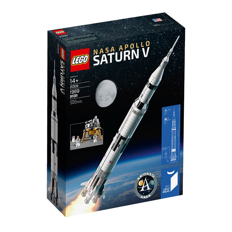 21309 Nasa Apollo Saturn V minifigure Lego set star wars minifig minifigs minifigures mini figures mini figure power of the brick powerofthebrick collection collector collecting review reviews rare
