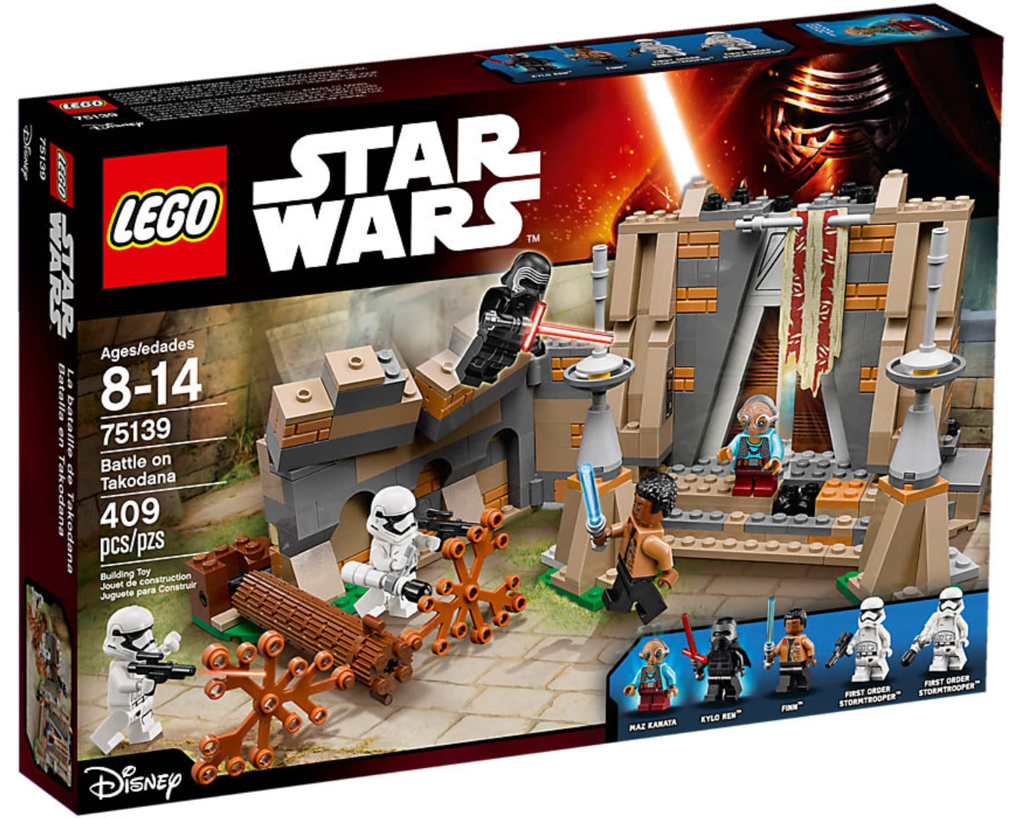 LEGO Star Wars Minifigure Review - 75139