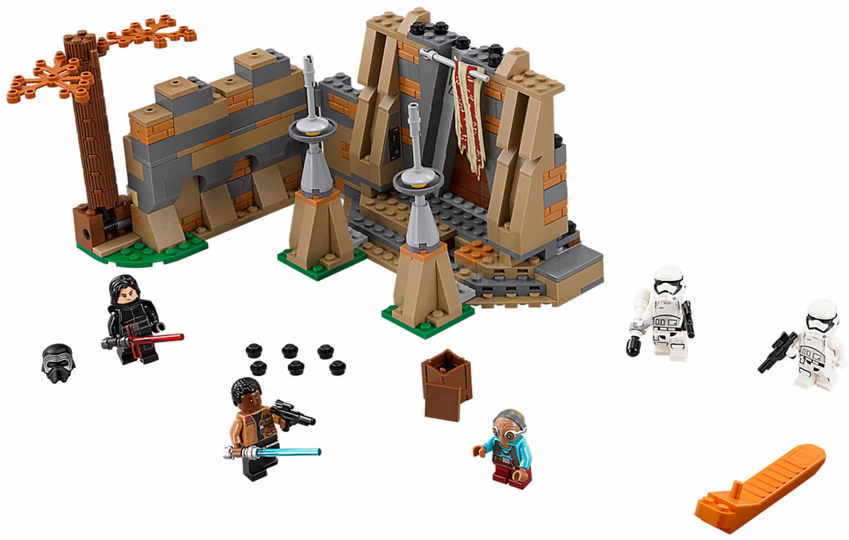 LEGO Star Wars Minifigure Review 75139 Powerofthebrick