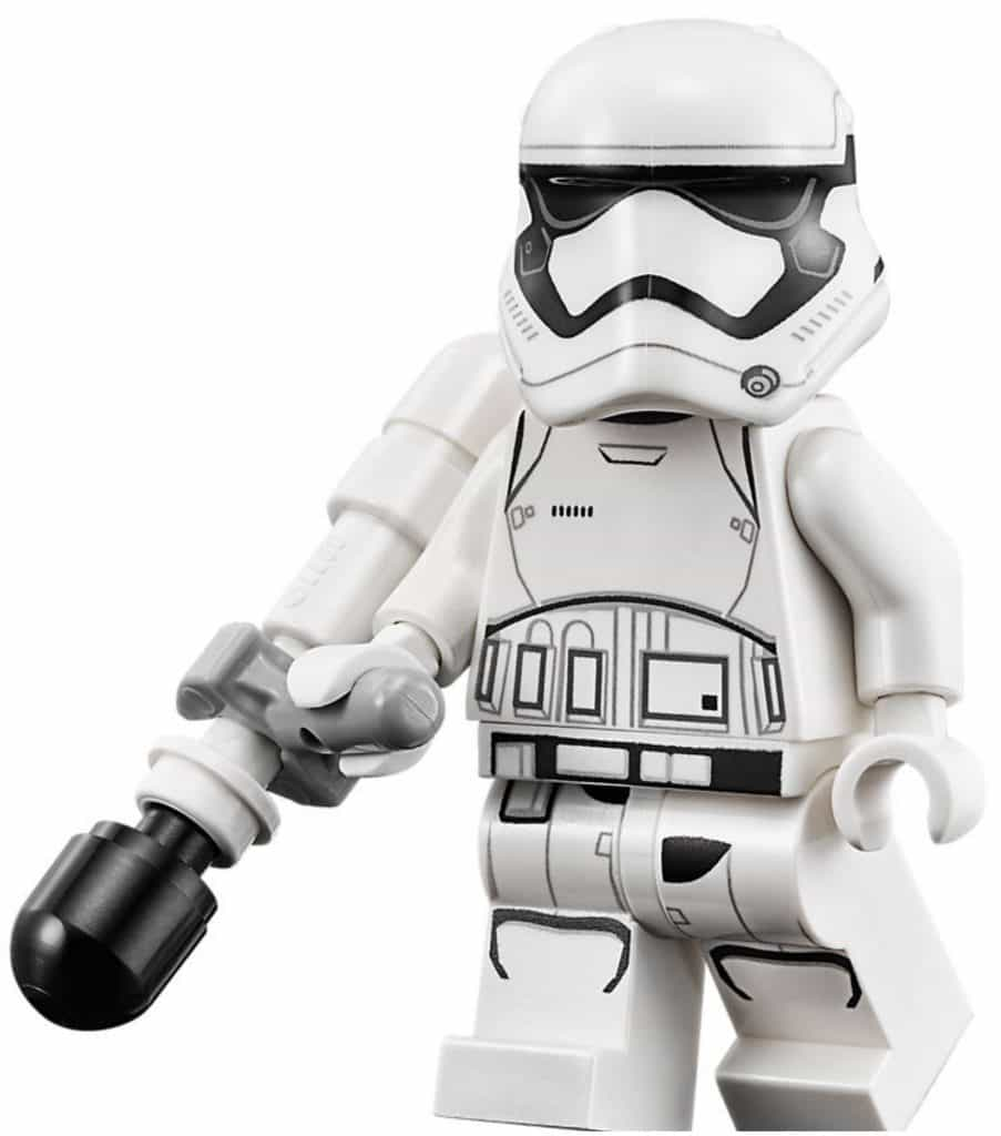 75139 stormtrooper minifig review Lego star wars minifigs minifigures minifigure mini figures mini figures power of the brick powerofthebrick collection collector collecting rare super rare