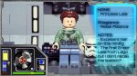 LEGO Star Wars Minifigure Collection & Review- Leia 8038