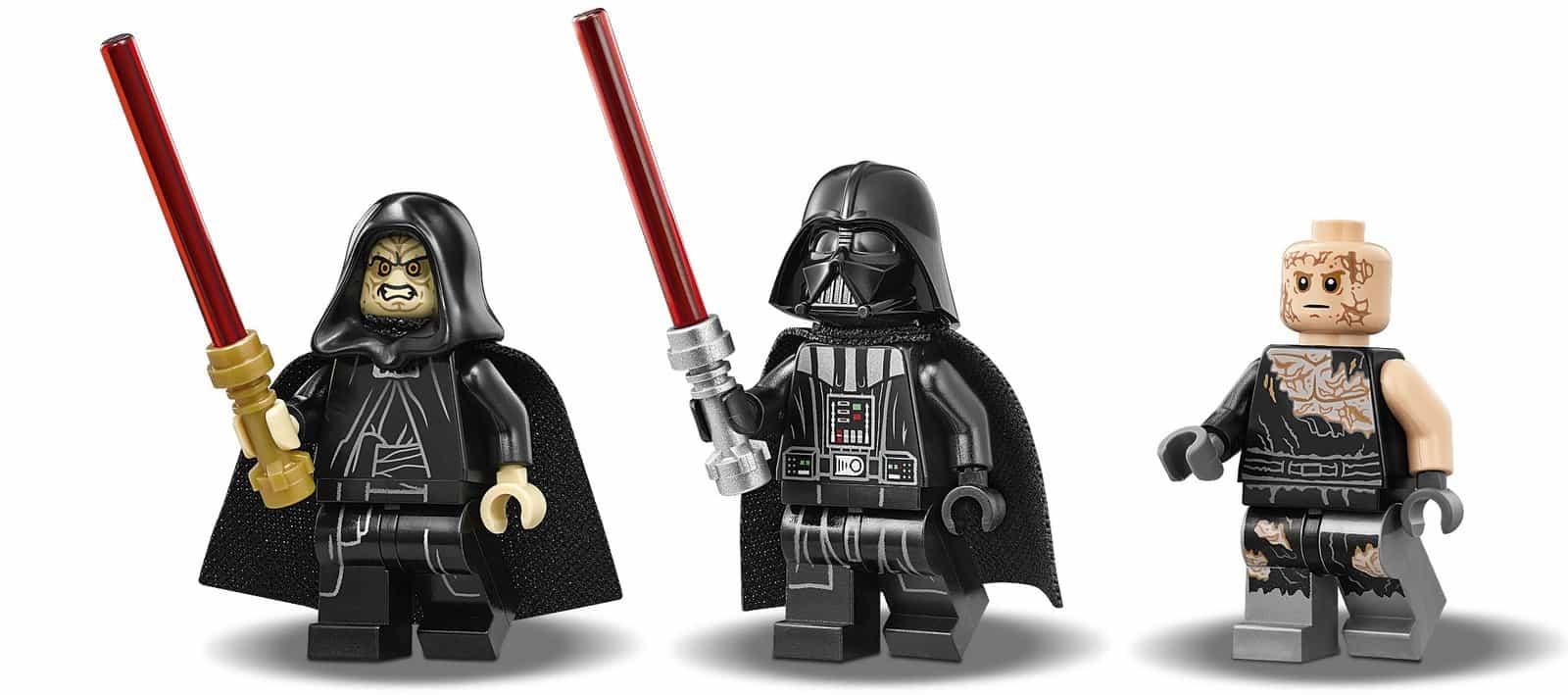 FX-6 Medical Droid, Darth Vader, Anakin, Palpatine ...