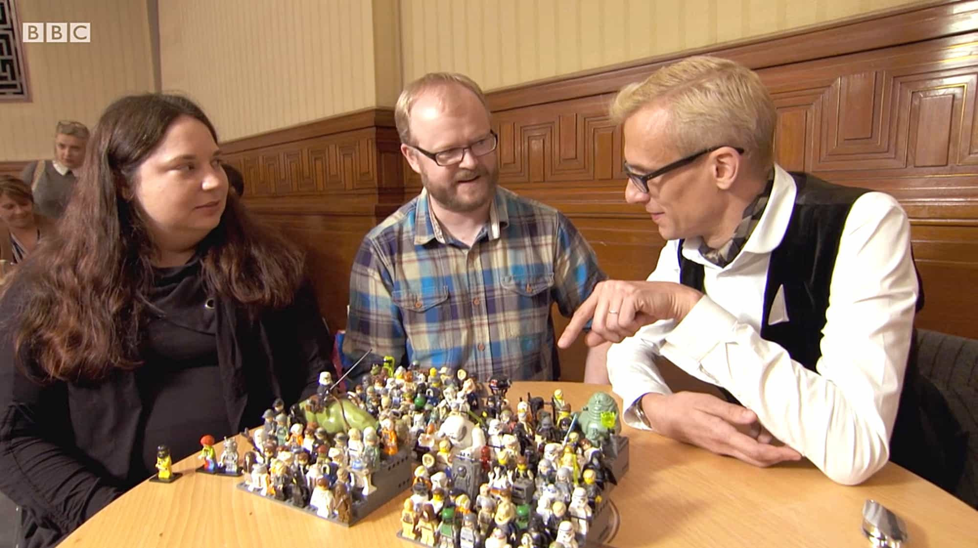 @Powerofthebrick on BBC Antiques Roadshow